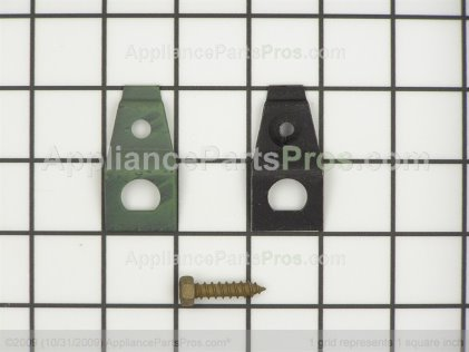 GE Clamp and Screw Kit WE1X688 from AppliancePartsPros.com