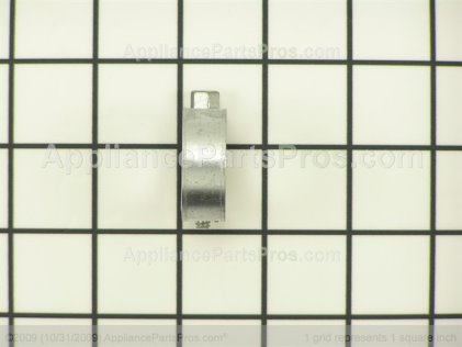 GE Clamp WD01X10279 from AppliancePartsPros.com