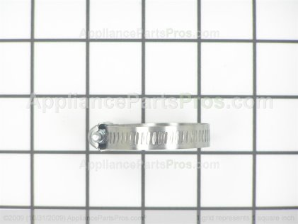 GE Clamp WD01X10335 from AppliancePartsPros.com