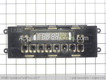 GE Clk/ov Control WB27K5137 from AppliancePartsPros.com