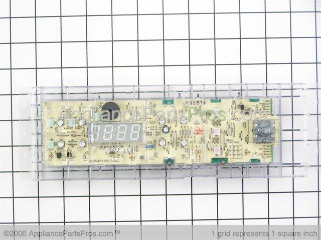 Ge Wb27t10230 Clock Control Board Appliancepartspros Com