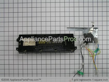GE Clock/oven C WB27T10207 from AppliancePartsPros.com