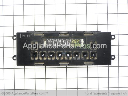 GE Clock WB27K5190 from AppliancePartsPros.com