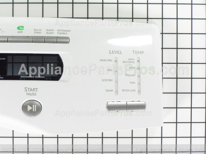 GE Cntrl Pnl Asm Ww WE19M1687 from AppliancePartsPros.com