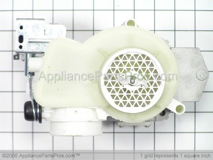 GE Complete GE Pump and Motor Assembly WD26X10013 from AppliancePartsPros.com