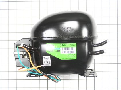 GE Compressor Kit WR87X10226 from AppliancePartsPros.com
