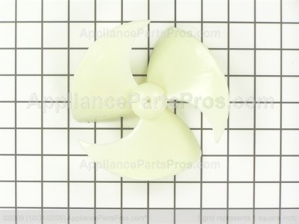 GE Condenser Fan Blade WR60X10109 from AppliancePartsPros.com