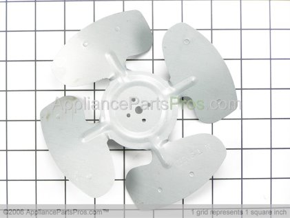 GE Condenser Fan Blade WR60X220 from AppliancePartsPros.com