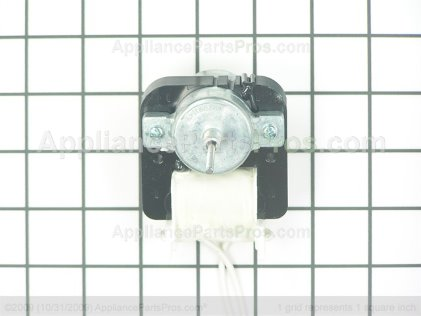GE Condenser Fan Motor WR60X10108 from AppliancePartsPros.com