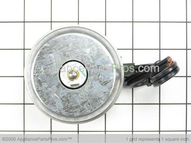 Ge wx4x988 condenser fan motor for Hotpoint refrigerator condenser fan motor