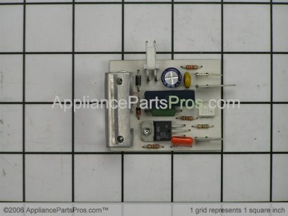GE Control Board WB27X10250 from AppliancePartsPros.com