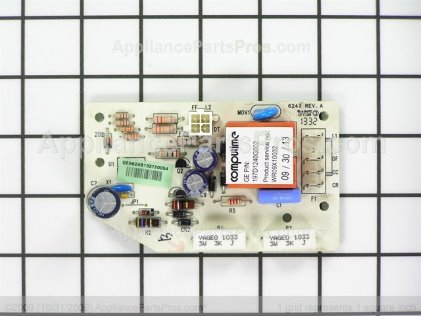 GE Control Defrost Module WR09X10032 from AppliancePartsPros.com