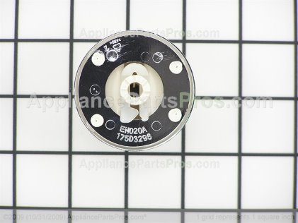 GE Control Knob Assembly WH01X10311 from AppliancePartsPros.com