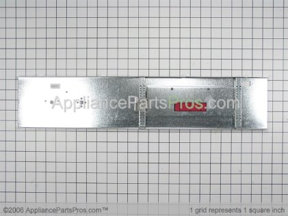 GE Control Panel Assembly WB36K5062 from AppliancePartsPros.com