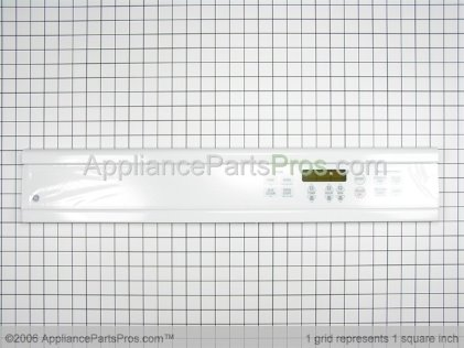 GE Control Panel Assembly WB36T10024 from AppliancePartsPros.com