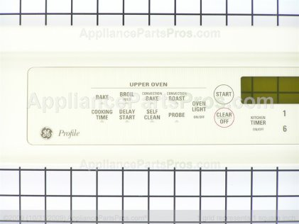 GE Control Panel WB36K5650 from AppliancePartsPros.com