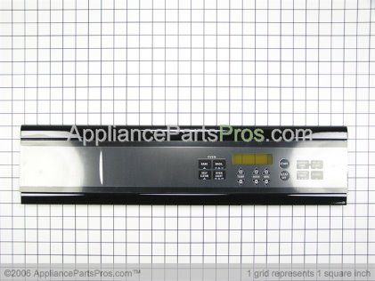 GE Control Panel WB36T10159 from AppliancePartsPros.com