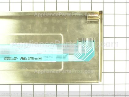 GE Control Panel WB36T10406 from AppliancePartsPros.com