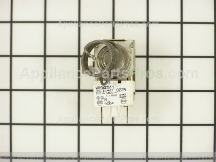 GE Control Temp WR9X511 from AppliancePartsPros.com