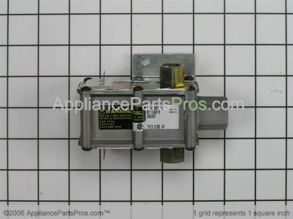 GE Control Valve WB21X475 from AppliancePartsPros.com