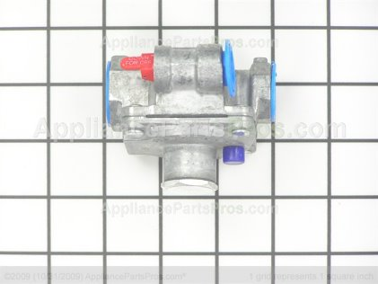 GE Convert Pressure Reg. WB19T10001 from AppliancePartsPros.com