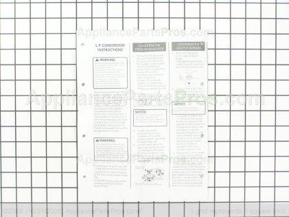 GE Convertion Kit Asm WB28K10557 from AppliancePartsPros.com