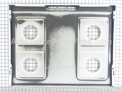 GE Cooktop-Flat WB62K10064 from AppliancePartsPros.com
