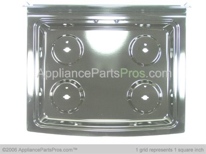 GE Cooktop WB62K10075 from AppliancePartsPros.com