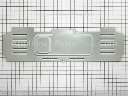 GE Cover, Control WB34T10088 from AppliancePartsPros.com