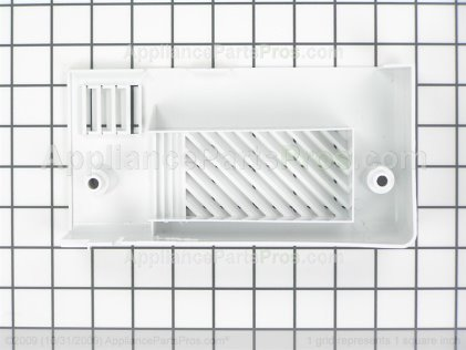 GE Damper Cover WR02X13409 from AppliancePartsPros.com