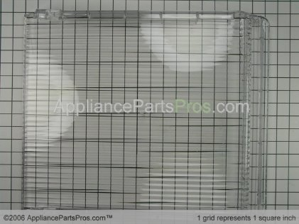 GE Cover, Drawer WR32X5220 from AppliancePartsPros.com