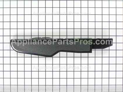 GE Cover End Right (blk) WB7K380 from AppliancePartsPros.com