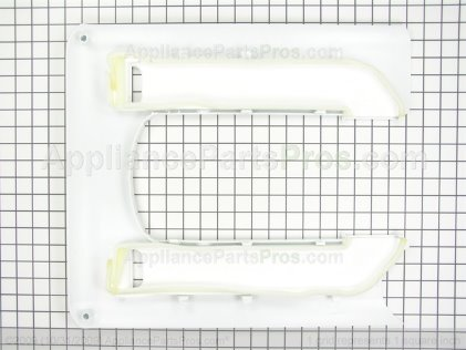 GE Cover Ff Tunnel Asm WR17X10805 from AppliancePartsPros.com