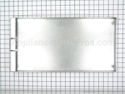 GE Cover Grill WB07X10792 from AppliancePartsPros.com