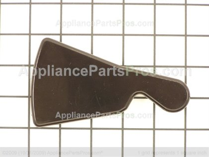 GE Cover Hinge Bk WR02X10783 from AppliancePartsPros.com
