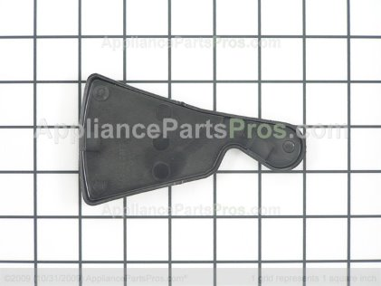 GE Cover Hinge Bk WR02X10784 from AppliancePartsPros.com