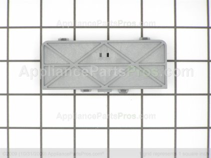 GE Cover Interlock WD12X10323 from AppliancePartsPros.com