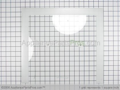 GE Pan Cover Glass WR32X10130 from AppliancePartsPros.com