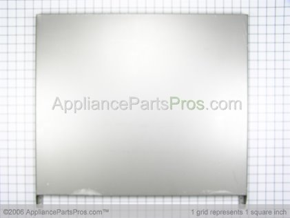 GE Cover Panel-Short Wh WD27X10080 from AppliancePartsPros.com