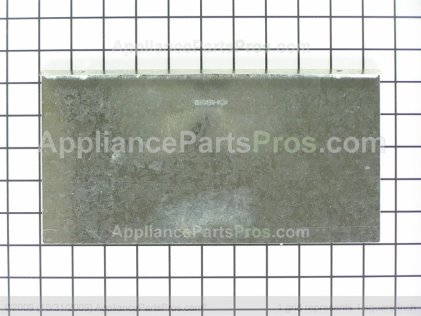 GE Cover Plate WB02X11032 from AppliancePartsPros.com