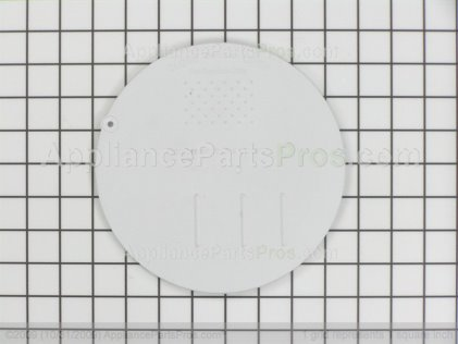 GE Cover Stirrer Fan WB06X10567 from AppliancePartsPros.com