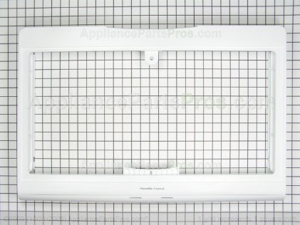 GE Cover T/v Grey Graphi WR72X10154 from AppliancePartsPros.com