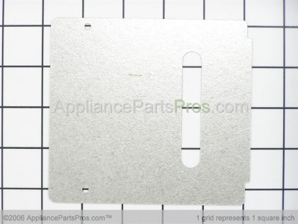 GE Cover, Waveguide WB06X10162 from AppliancePartsPros.com