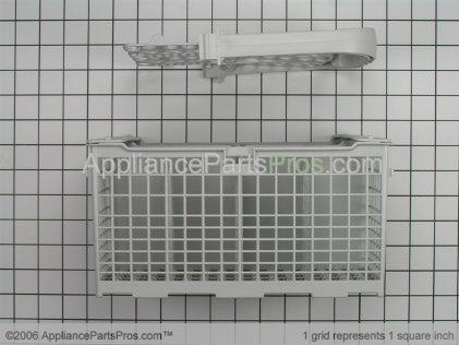 GE Cutlery Basket Assembly WD28X10026 from AppliancePartsPros.com