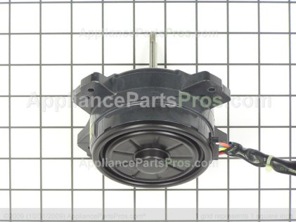 GE Dc Fan Motor WP94X10175 from AppliancePartsPros.com