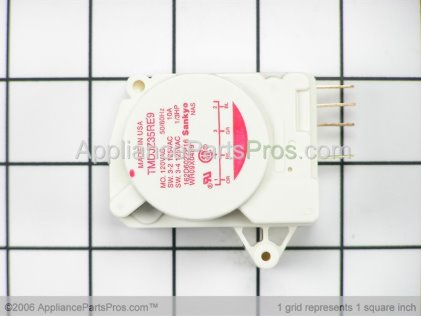 GE Defrost Control Timer WR9X489 from AppliancePartsPros.com