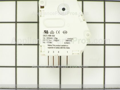 GE Defrost Timer WR09X10190 from AppliancePartsPros.com