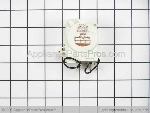 Ge Wr9X480 Defrost Timer Appliancepartspros readingratnet – Defrost Timer Wiring Diagram