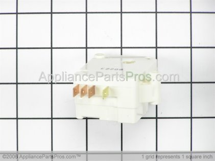 GE Defrost Timer WR9X502 from AppliancePartsPros.com