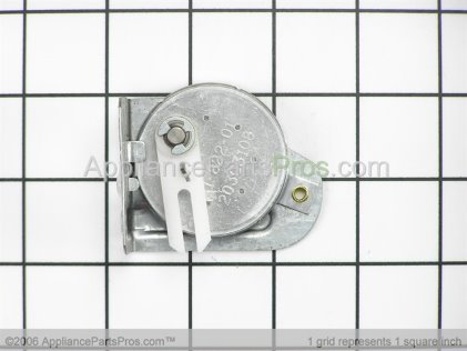 GE Delay & Bracket WR9X506 from AppliancePartsPros.com
